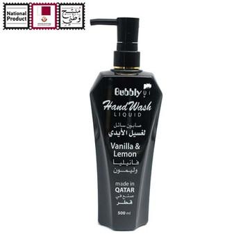 Bubbly Hand Wash Vanilla & Lemon 500ml