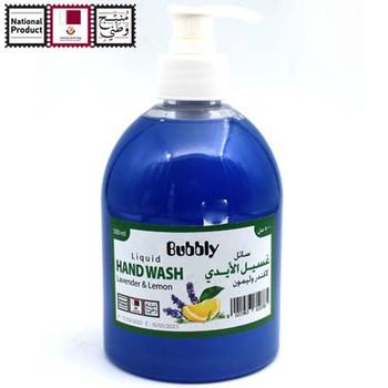 Bubbly Hand Wash Lavender & Lemon 500ml