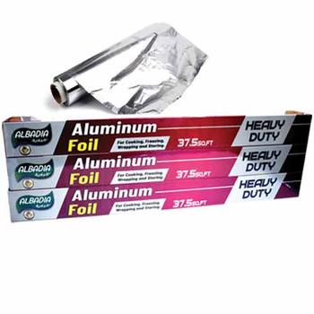 AlBadia Aluminium Foil 37.5SQ FTx3pc SP
