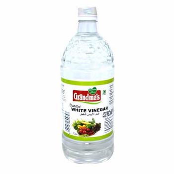 Grandmas Distilled White Vinegar 1 ltr