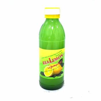 Real Lemon Juice 250ml