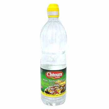 Chtoura Food Artificial White Vinegar 1 Ltr