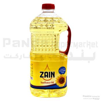 Zain Sunflower Oil 3ltr