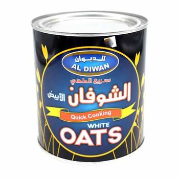 Al Diwan White Oats 400gm