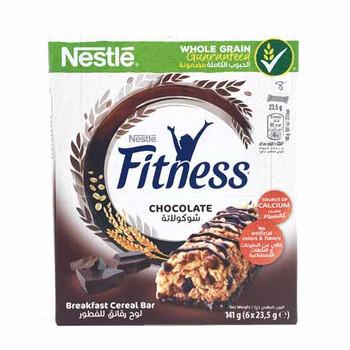Fitness Choc cereals bar Mp (6X23.5G) N52 Sa