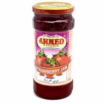 Ahmed Strwberry jam 450gm