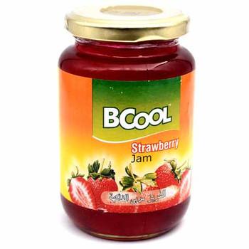 Bcool Jam Strawberry 450gm