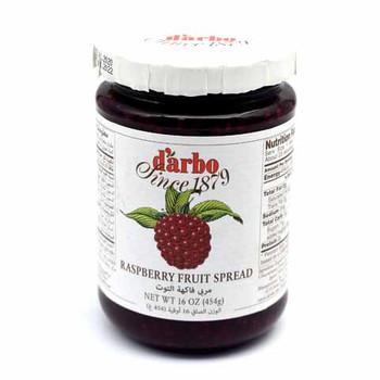 Darbo Raspberry Preserve jam 450gm