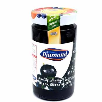 Diamond Blackcurrant Jam 454gm
