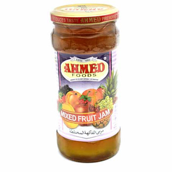 Ahmed mix fruit jam 450gm
