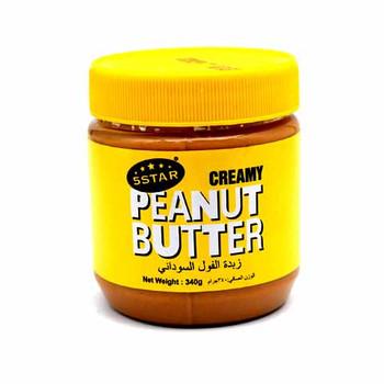 5 Star creamy Peanut Butter 340g