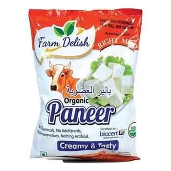 Farm Delish Organic Paneer 1kg