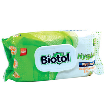 Biotol Wet Wipes 80s