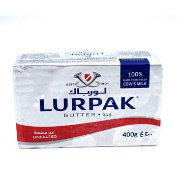 Lurpak Butter Unsalted 400G