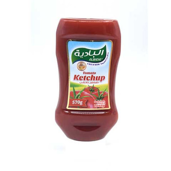 Albadia Ketchup 570ml