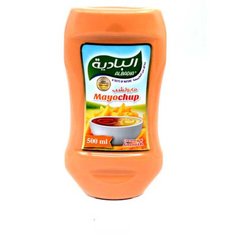 Albadia Mayochup 500ml