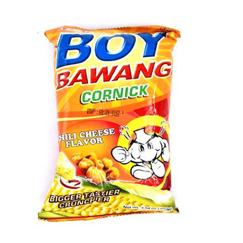 Boy Bawang Chilli Cheese 100GM