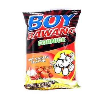 Boy Bawang Hot Garlic 100GM