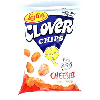 LeslieS Clover Chips Cheese 85gm