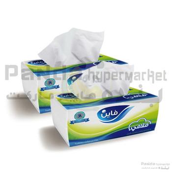 Fine Fluffy Facial Tissue.180X2Plypa10Rgl