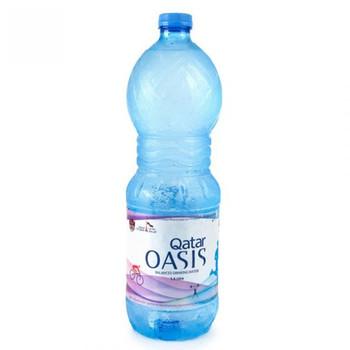 Qatar Oasis PET Water 1.5 Lt