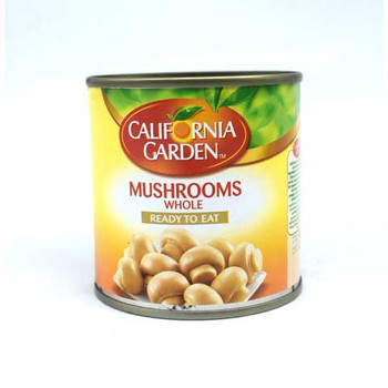 California Garden Mashroom Whole 184gm