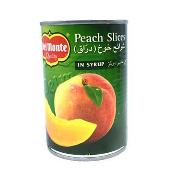 Del Monte Peach Slices In Syrup 420G