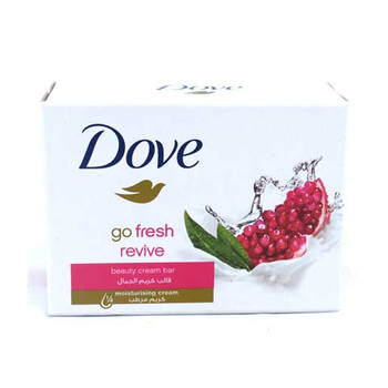 Dove Beauty Bar Go fresh 100gm