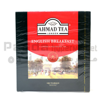 Ahmad Tea Bag English Break Fast 1.5gX100pcs