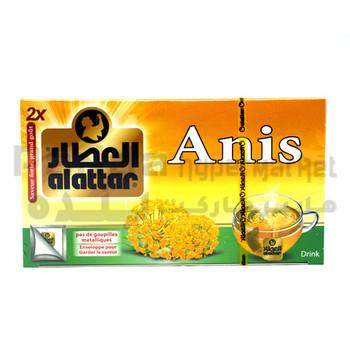 Alattar Aniseed Teabag 25?ÆS 37.5G