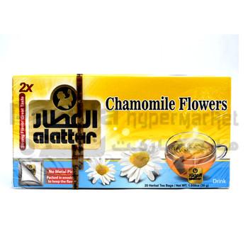 Alattar Chamomile  Teabag 25?ÆS 37.5G