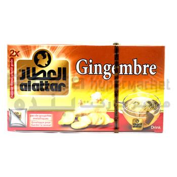 Alattar Ginger Teabag 25?ÆS 37.5G