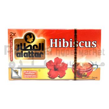 Alattar Hibiscus Teabag 25?ÆS 37.5G