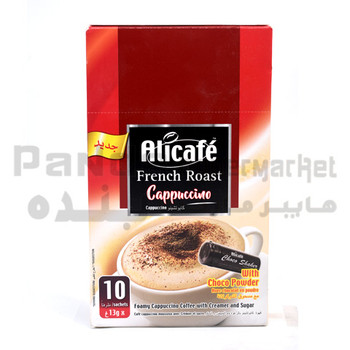 Alicafe French Roast Cap Choco Pwdr 13g
