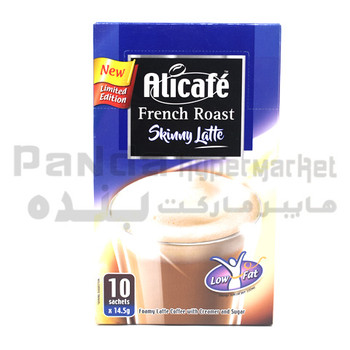Alicafe French Roast Skinny Latte LF 14.5g