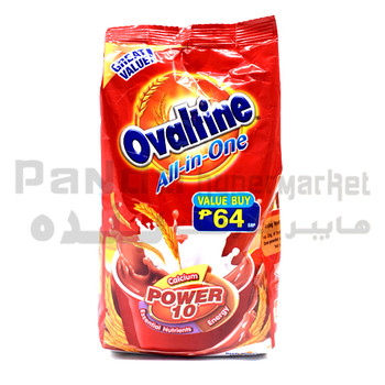 Ovaltine All in One Pouch 260gm