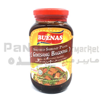 Buenas Salted Shrimp paste Spicy 340gm