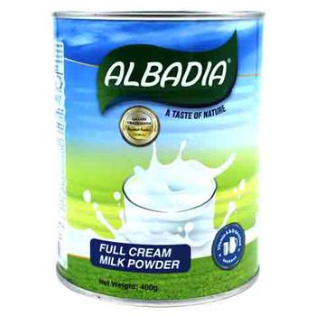Albadia Milk Powder Tin 400Gm