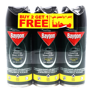 Baygon Crawling Insect Killer 300 Ml