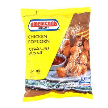 Americana Chicken Popcorn 750gm