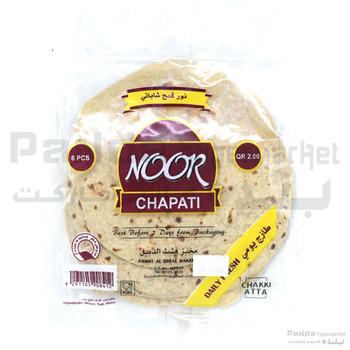 Noor Chapati (6 pcs pack)