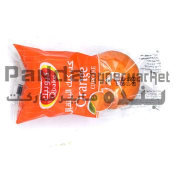 Qbake Orange Cup Cake