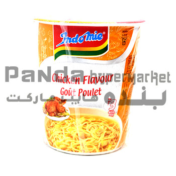 Indomie Cup Noodles Chicken 60gm