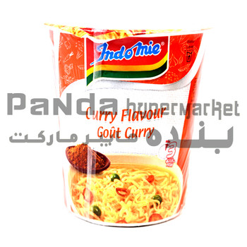 Indomie Cup Noodles Curry Flavour 60gm