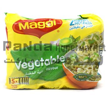 MAGGI 2-MINN Vegitable 77gm X 5