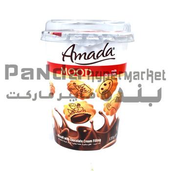 Amada Mood Biscuit W/Choco Cream 135gm