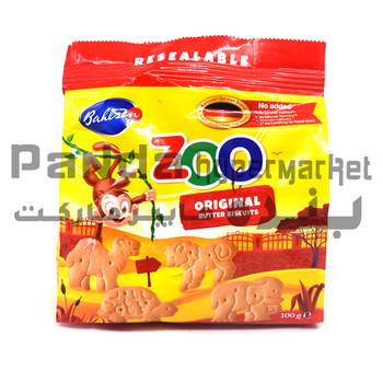 Bahlsen Leibeniz Zoo Biscuit 100gm