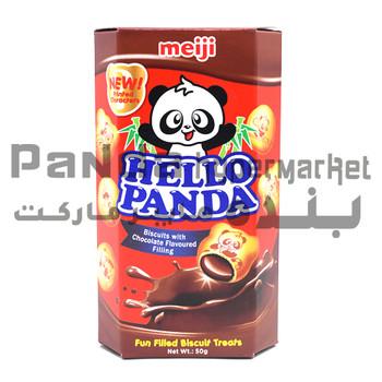 Hello Panda Choco Biscuits 50G