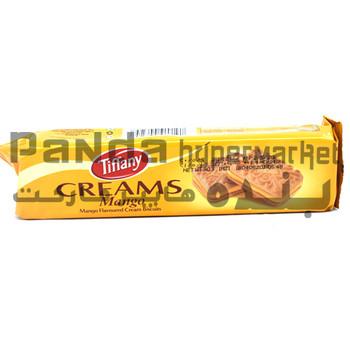 Tiffany Creams Mango Biscuits 90gm