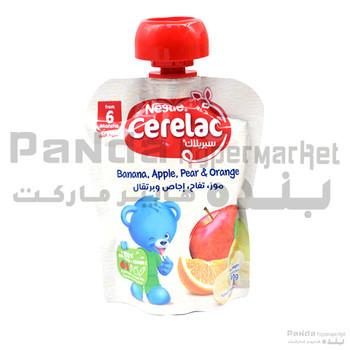 CERELAC 4 Fruits Baby food 90gm